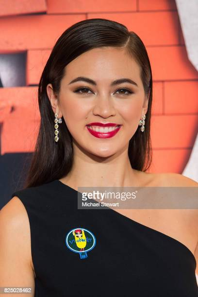 Actress Jessica Henwick attends the 'Marvel's The Defenders' New York premiere at Tribeca Performing Arts Center on July 31, 2017 in New York City.
