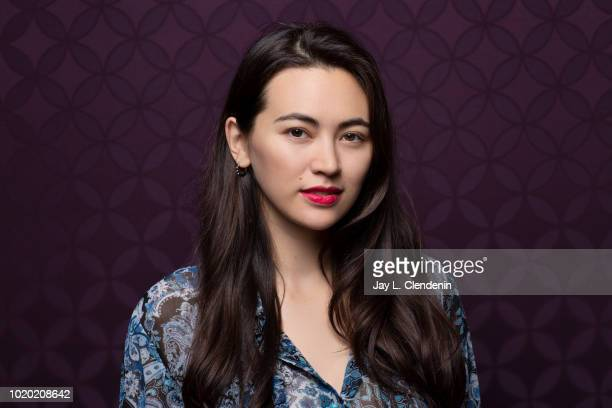 Actress Jessica Henwick from 'Iron Fist' is photographed for Los Angeles Times on July 20, 2018 in San Diego, California. PUBLISHED IMAGE. CREDIT...