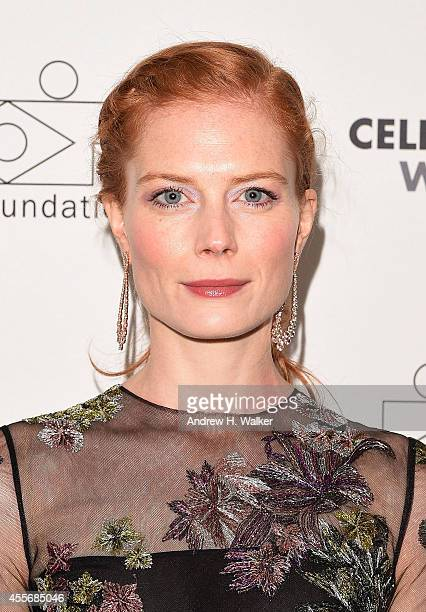Actress Jessica Joffe attends the 2014 BrazilFoundation Gala at Lincoln Center on September 18 2014 in New York City