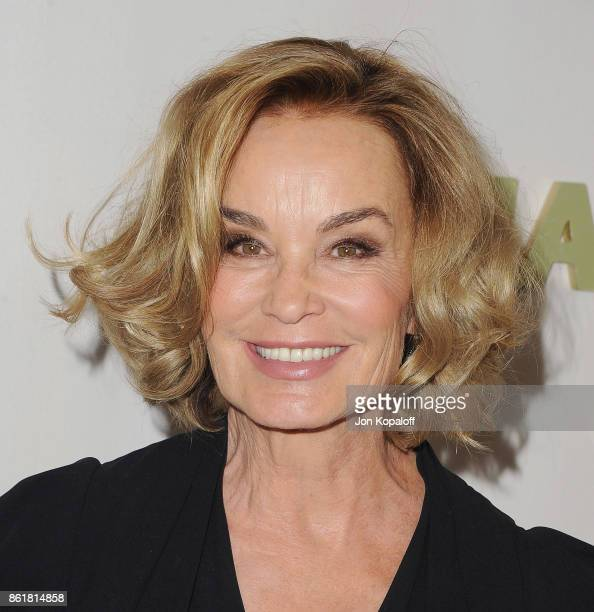 Actress Jessica Lange arrives at the Hammer Museum Gala In The Garden at Hammer Museum on October 14 2017 in Westwood California