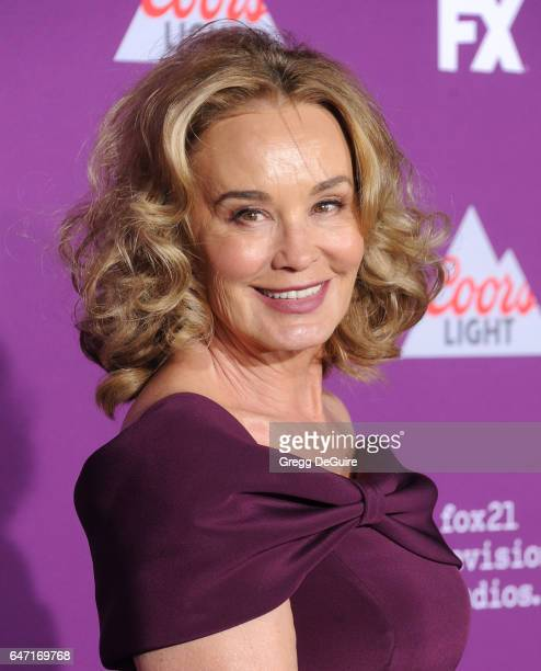 Actress Jessica Lange arrives at the premiere of FX Network's 'Feud Bette And Joan' at Grauman's Chinese Theatre on March 1 2017 in Hollywood...