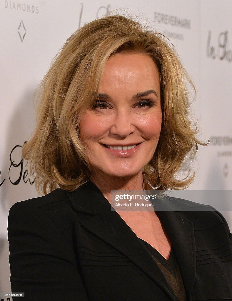 Actress Jessica Lange arrives to the Los Angeles premiere of Roadside Attractions and LD Entertainment's 'In Secret' presented by Forevermark Diamonds at ArcLight Hollywood on February 6, 2014 in Hollywood, California.