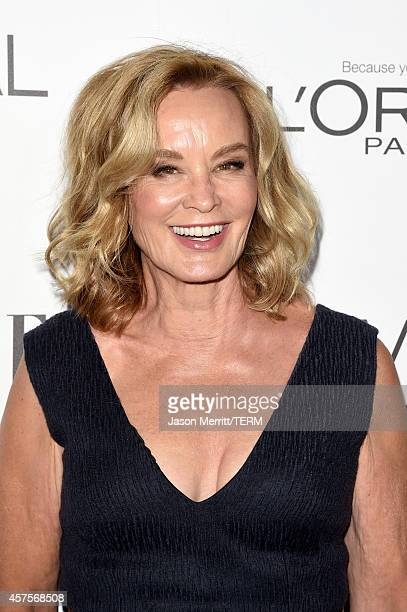 Actress Jessica Lange attends ELLE's 21st Annual Women in Hollywood Celebration at the Four Seasons Hotel on October 20 2014 in Beverly Hills...