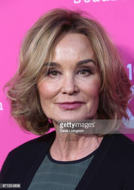 Actress Jessica Lange attends FX's 'Feud Bette and Joan' FYC event at The Wilshire Ebell Theatre on April 21 2017 in Los Angeles California