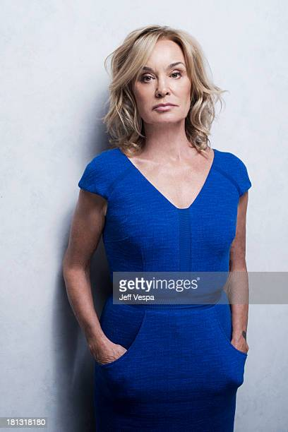 Actress Jessica Lange is photographed at Toronto Film Festival on September 7 2013 in Toronto Ontario