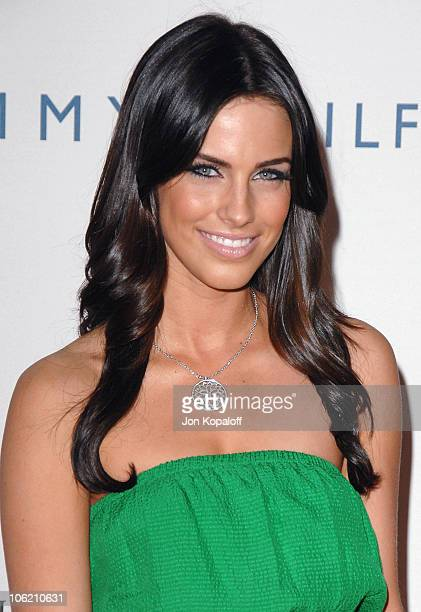 """Actress Jessica Lowndes arrives at the 16th Annual Race to Erase MS Event - """"Rock to Erase MS"""" at the Hyatt Regency Century Plaza Hotel on May 8,..."""