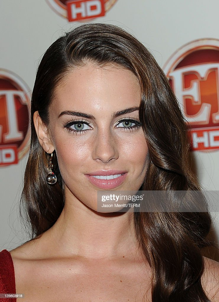 Actress Jessica Lowndes attends the 15th annual Entertainment Tonight Emmy party presented by Visit California at Vibiana on September 18, 2011 in Los Angeles, California.