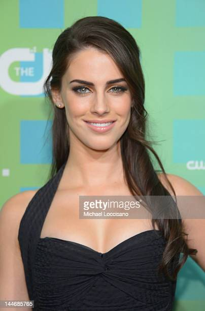 Actress Jessica Lowndes attends The CW Network's New York 2012 Upfront at New York City Center on May 17 2012 in New York City