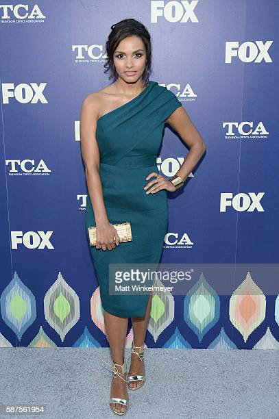 Actress Jessica Lucas attends the FOX Summer TCA Press Tour on August 8 2016 in Los Angeles California
