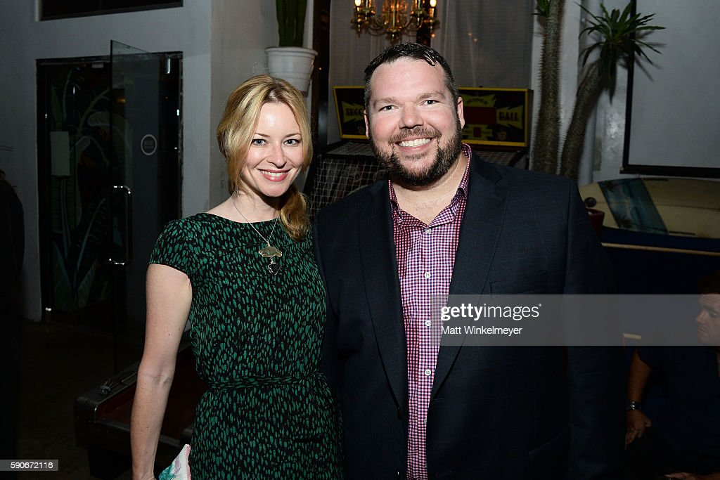 MJ Dougherty's Life Lessons From A Total Failure Book Launch Party : News Photo