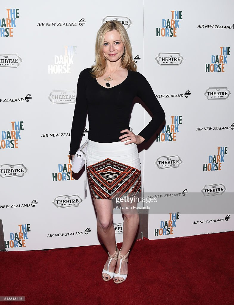 """Premiere Of Broad Green Pictures' """"The Dark Horse"""" - Arrivals : News Photo"""
