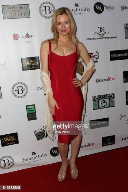 Actress Jessica Morris attends Celebrating Women in Film and Diversity in Entertainment at Boulevard3 on February 21 2017 in Hollywood California