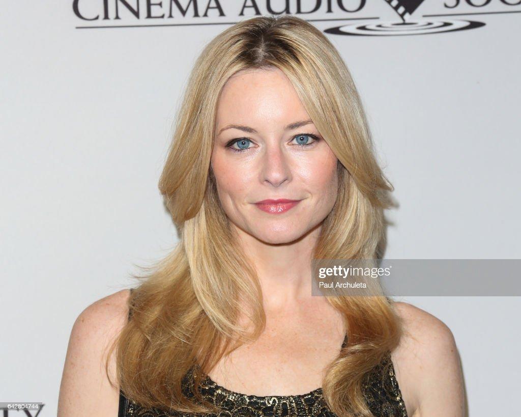 53rd Annual Cinema Audio Society Awards - Arrivals : News Photo