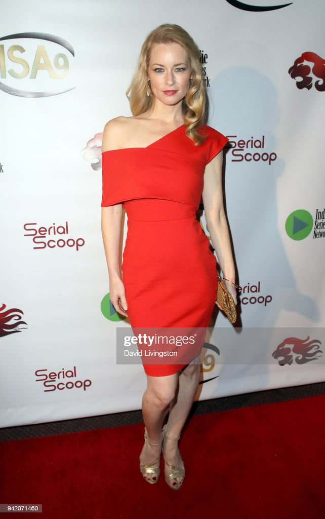 9th Annual Indie Series Awards - Arrivals : News Photo