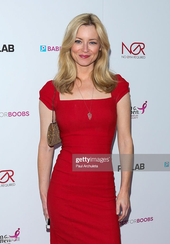 Babes For Boobs Bachelor Auction Benefitting The Los Angeles County Affiliate Of Susan G. Komen - Arrivals : News Photo
