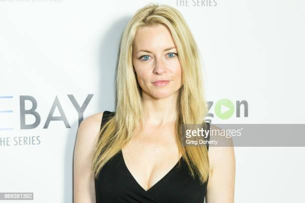 Actress Jessica Morris attends the Cast Premiere Screening Of Lany Entertainment's The Bay Season 3 at TCL Chinese Theatre on October 23 2017 in...