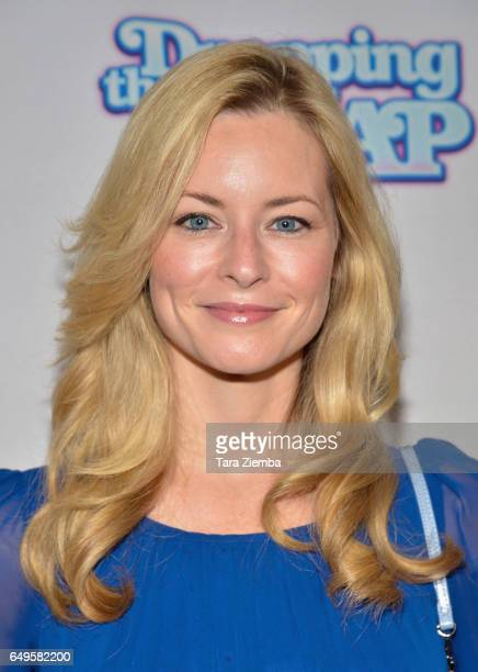 Actress Jessica Morris attends the premiere of Glass House Distributions' 'Dropping The Soap' at Writers Guild Theater on March 7 2017 in Beverly...