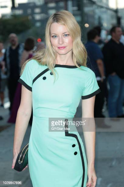Actress Jessica Morris is seen on September 8 2018 in Los Angeles California