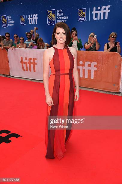 """Actress Jessica Oyelowo attends the """"A United Kingdom"""" premiere during the 2016 Toronto International Film Festival at Roy Thomson Hall on September..."""