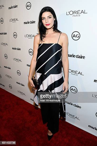 Actress Jessica Paré attends Marie Claire's Image Maker Awards 2017 at Catch LA on January 10 2017 in West Hollywood California