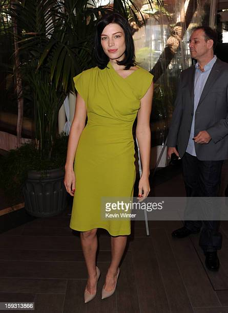 Actress Jessica Pare attends the 13th Annual AFI Awards at Four Seasons Los Angeles at Beverly Hills on January 11 2013 in Beverly Hills California