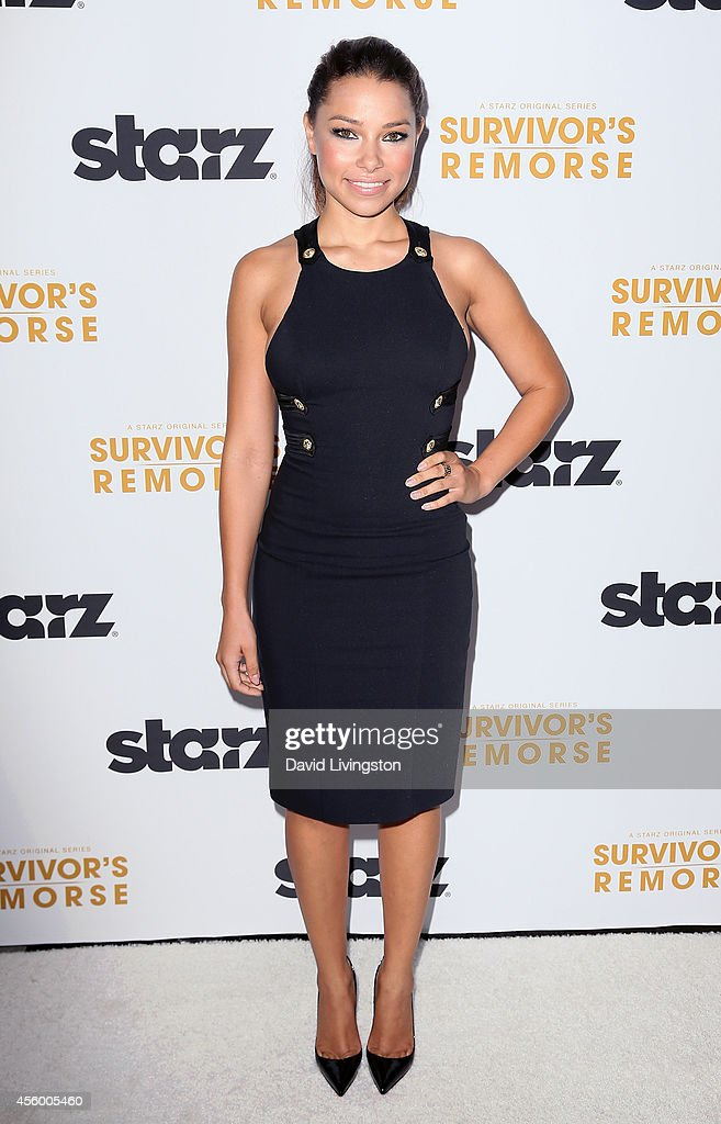 Actress Jessica Parker Kennedy attends the premiere of Starz 'Survivor's Remorse' at the Wallis Annenberg Center for the Performing Arts on September 23, 2014 in Beverly Hills, California.
