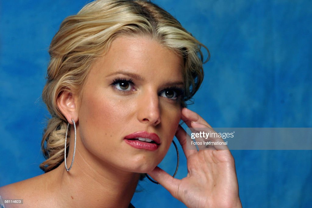 Jessica Simpson : News Photo