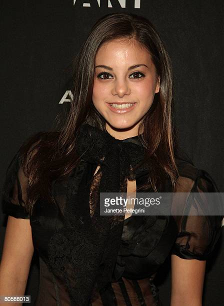 Actress Jessica Steinbaum attends 13th Annual Gen Art Film Festival Premiere of A Day's Work and The Take at The Visual Arts Theatre on April 8 2008...