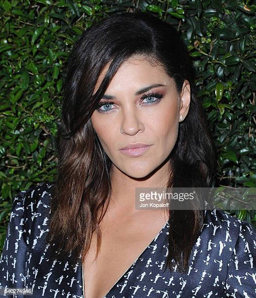 Actress Jessica Szohr arrives at Max Mara Celebrates Natalie DormerThe 2016 Women In Film Max Mara Face Of The Future at Chateau Marmont on June 14...