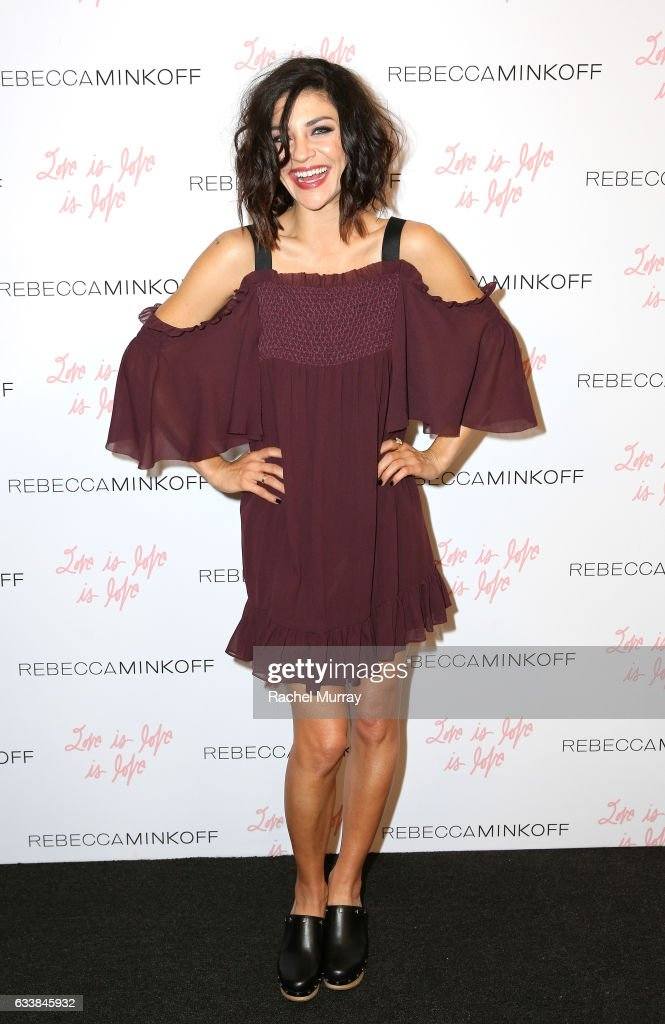 "Rebecca Minkoff's ""See Now, Buy Now"" Fashion Show in LA"