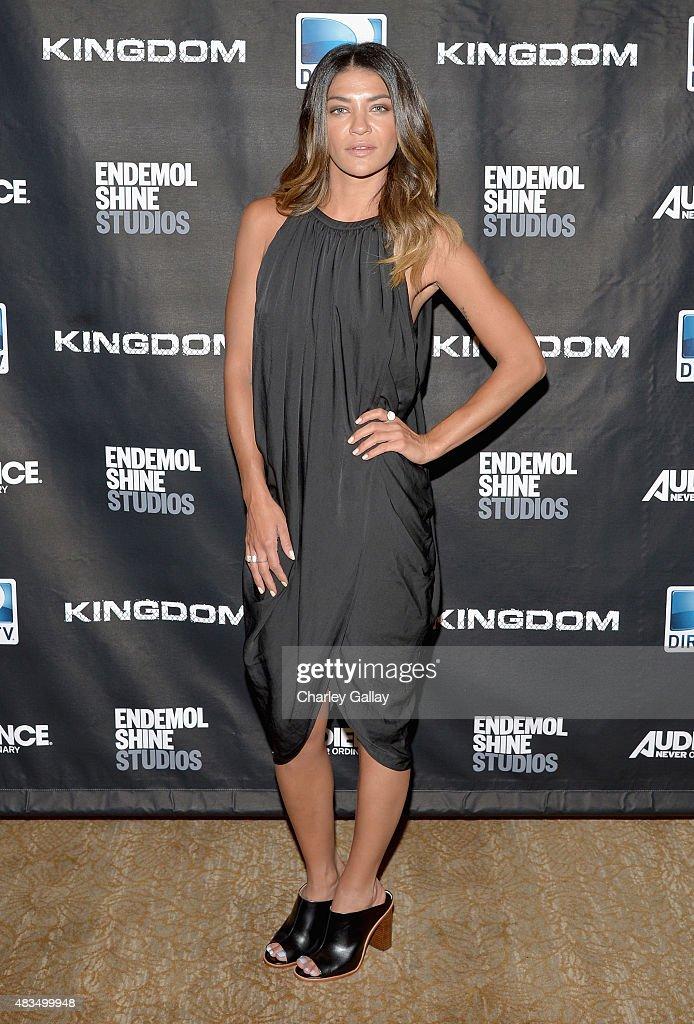 "DIRECTV Presents Season 2 Of ""KINGDOM"" At The 2015 TCA Summer Press Tour : News Photo"