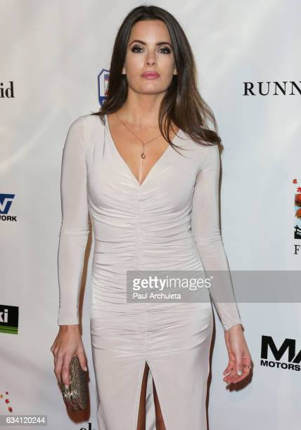 Actress Jessica Uberuaga attends the premiere of Running Wild at TCL Chinese Theatre on February 6 2017 in Hollywood California