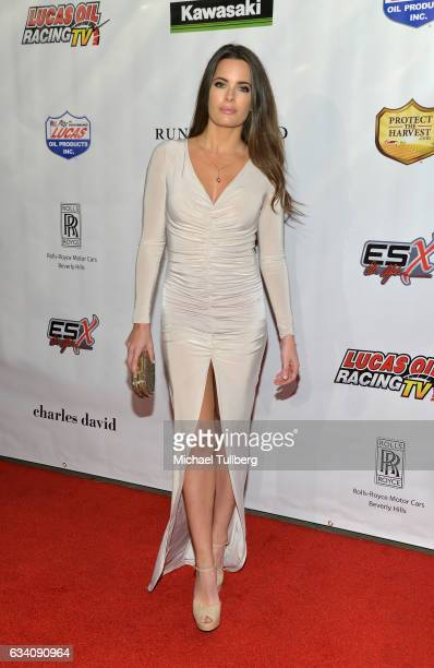 Actress Jessica Uberuaga attends the premiere of Sony Pictures Home Entertainment's Running Wild at TCL Chinese Theatre on February 6 2017 in...