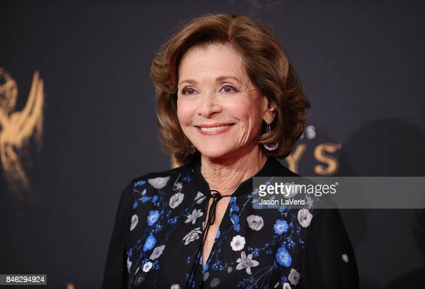 Actress Jessica Walter attends the 2017 Creative Arts Emmy Awards at Microsoft Theater on September 9 2017 in Los Angeles California