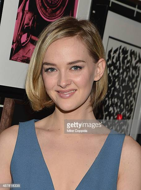 Actress Jessica Weixler attends the after party for The Secret Life Of Walter Mitty screening hosted by 20th Century Fox with The Cinema Society and...