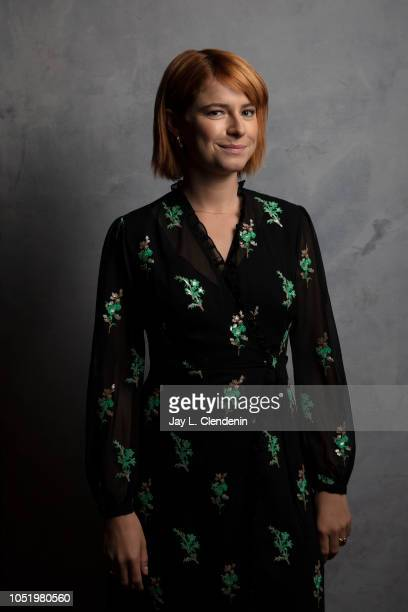 Actress Jessie Buckley from 'Wild Rose' is photographed for Los Angeles Times on September 9 2018 in Toronto Ontario PUBLISHED IMAGE CREDIT MUST READ...