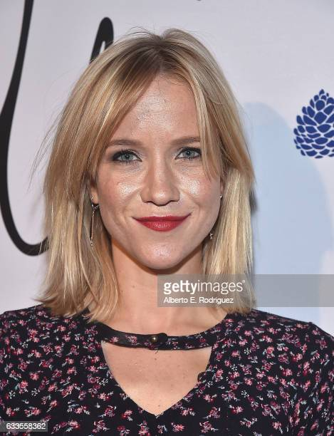 Actress Jessy Schram attends Tyler Ellis Celebrates the 5th Anniversary And Launch Of Tyler Ellis x Petra Flannery Collection at Chateau Marmont on...