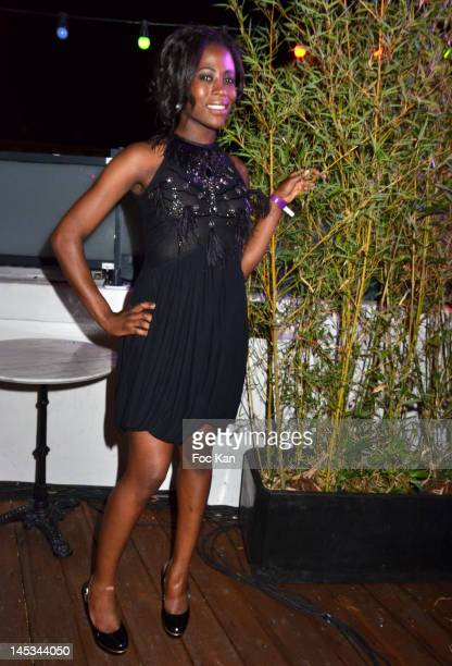 Actress Jessy Ugolin attends the Queer Palm Awards 2012 - 65th Annual Cannes Film Festival at Le Baron Palais du Festival on May 26, 2012 in Cannes,...