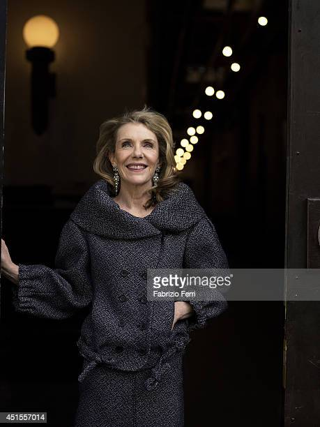 Actress Jill Clayburgh is photographed in May 2006 in New York City.