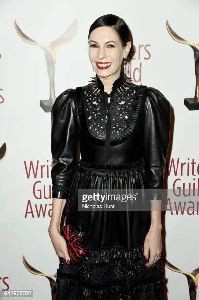 Actress Jill Kargman attends 69th Writers Guild Awards New York Ceremony at Edison Ballroom on February 19 2017 in New York City