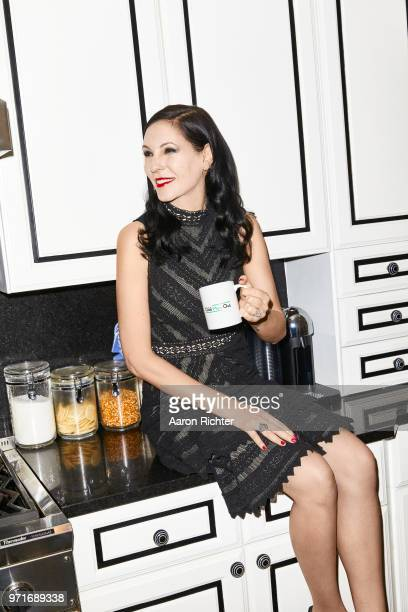 Actress Jill Kargman is photographed for Alice and Olivia Boss Babe on January 16 2018 in New York City PUBLISHED IMAGE