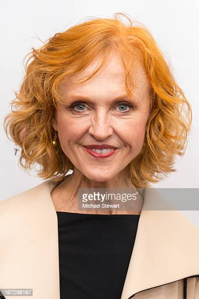 """Actress Jill Larson attends the """"All My Children"""" & """"One Life To Live"""" premiere at Jack H. Skirball Center for the Performing Arts on April 23, 2013..."""