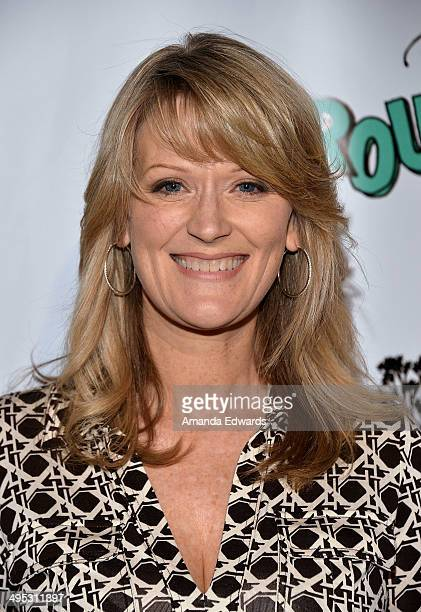 Actress Jill MatsonSachoff arrives at The Groundlings Theatre 40th Anniversary Gala at HYDE Sunset Kitchen Cocktails on June 1 2014 in West Hollywood...