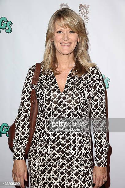 Actress Jill MatsonSachoff attends The Groundlings 40th Anniversary Gala at HYDE Sunset Kitchen Cocktails on June 1 2014 in West Hollywood California
