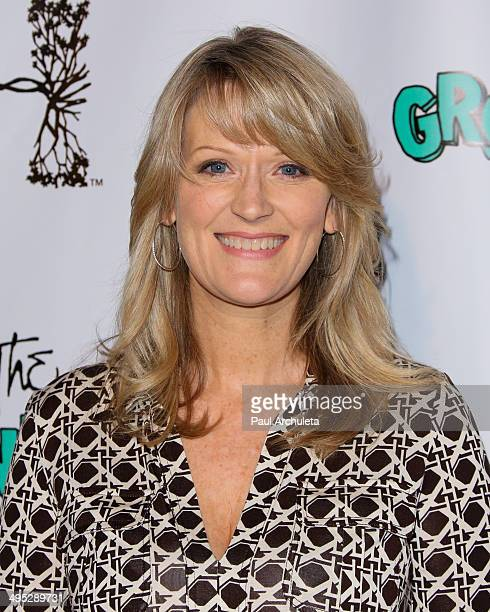 Actress Jill MatsonSachoff attends the Groundlings 40th Anniversary Gala at Hyde Lounge on June 1 2014 in West Hollywood California