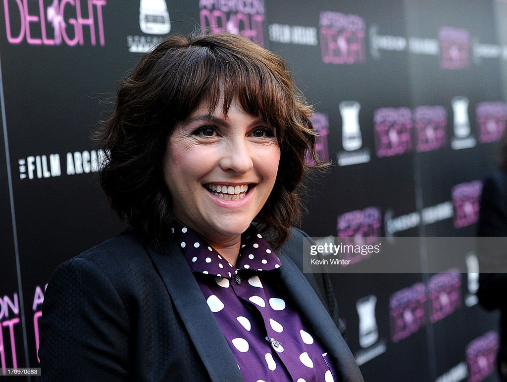 Actress Jill Soloway arrives at the premiere of The Film Arcade and Cinedigm's 'Afternoon Delight' at the Arclight Theatre on August 19, 2013 in Los Angeles, California.