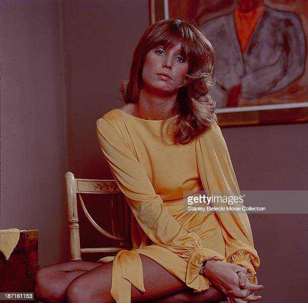Actress Jill Townsend in a scene from the film 'Sitting Target' 1972