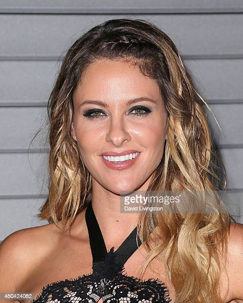 Actress Jill Wagner attends the Maxim Hot 100 event at the Pacific Design Center on June 10, 2014 in West Hollywood, California.