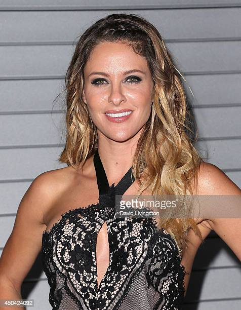 Actress Jill Wagner attends the Maxim Hot 100 event at the Pacific Design Center on June 10 2014 in West Hollywood California
