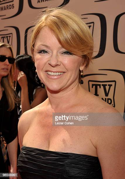 Actress Jill Whelan arrives at the 8th Annual TV Land Awards at Sony Studios on April 17 2010 in Los Angeles California